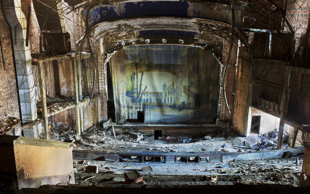 Palace Theatre, Gary, Indiana, David Obermeyer