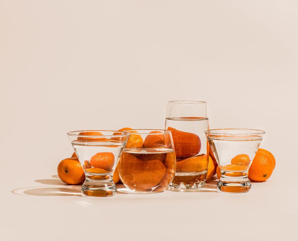 Tangerines ,  Suzanne Saroff