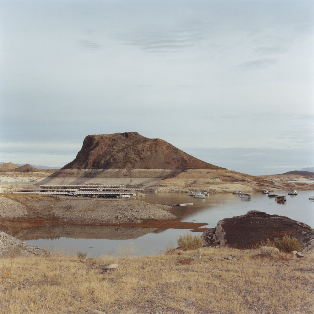 Elephant butte, Truth or Consequences - New Mexico ,  Ronan Guillou