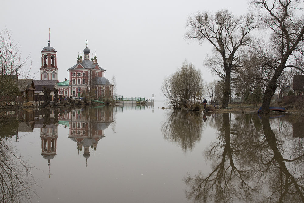 Near Plesheyev Lake ,  Tatyana Kolbatova