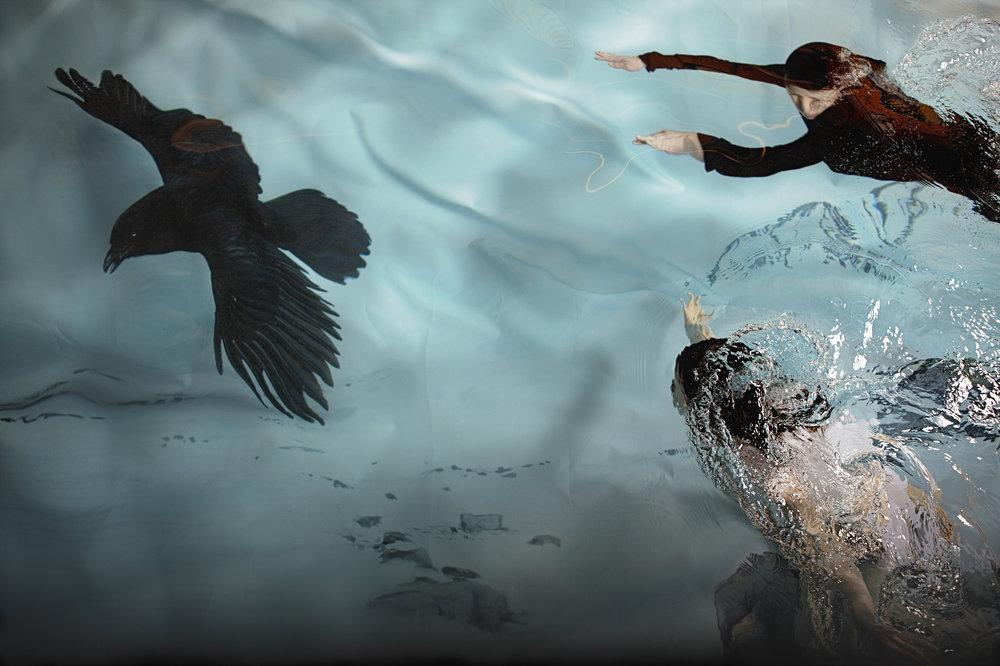 Raven ,  Susanna Majuri
