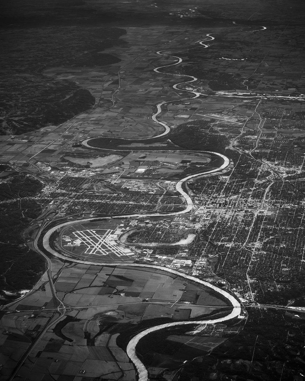 Missouri River and Omaha
