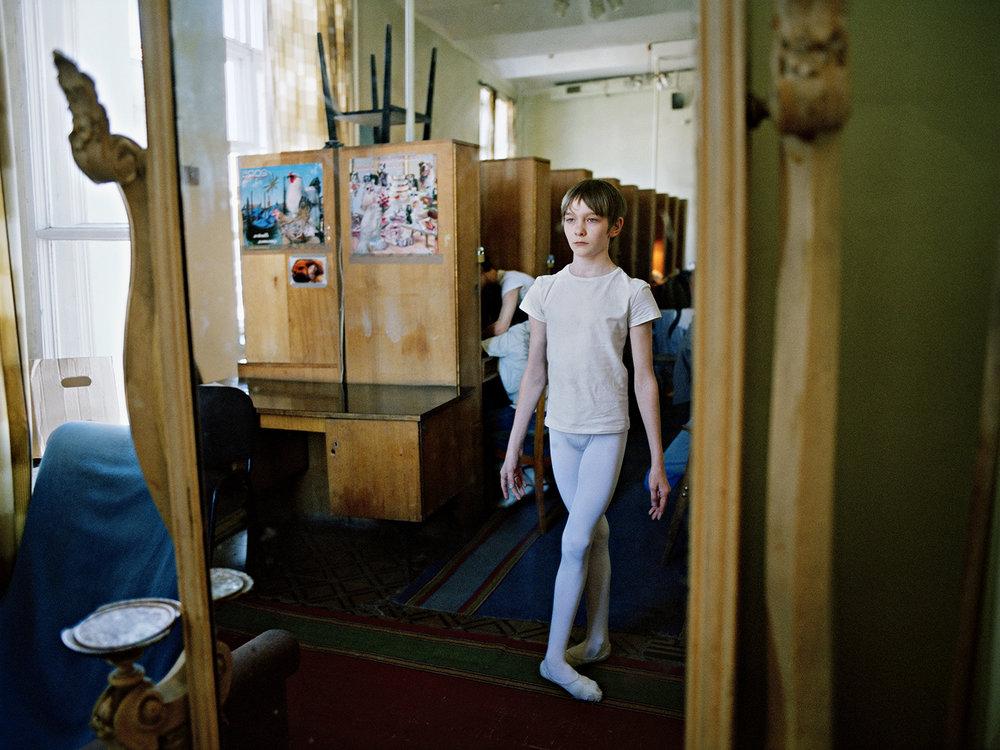 Ilya in the Mirror