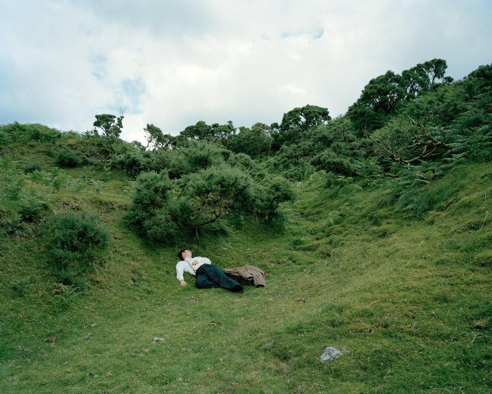 Quinn, sleeping (2014) ,  Lottie Davies