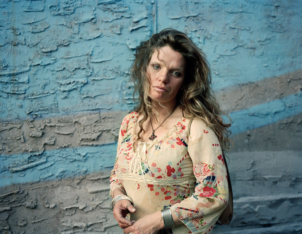 Mary  from the series  Kensington Blues ,  Jeffrey Stockbridge