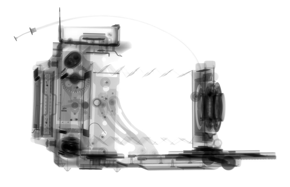 Graflex Speed Graphic Miniature ,  Kent Krugh