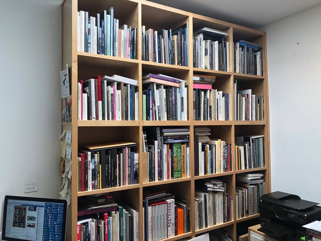El Lissitsky to Elliot Porter (with two shelves for oversized books and two sets of One-Picture Books from Nazraeli Press)