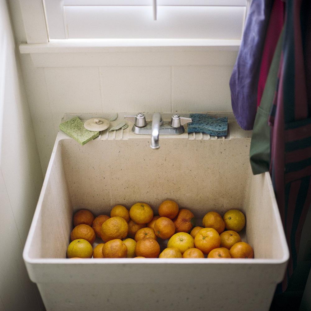 Orange Sink