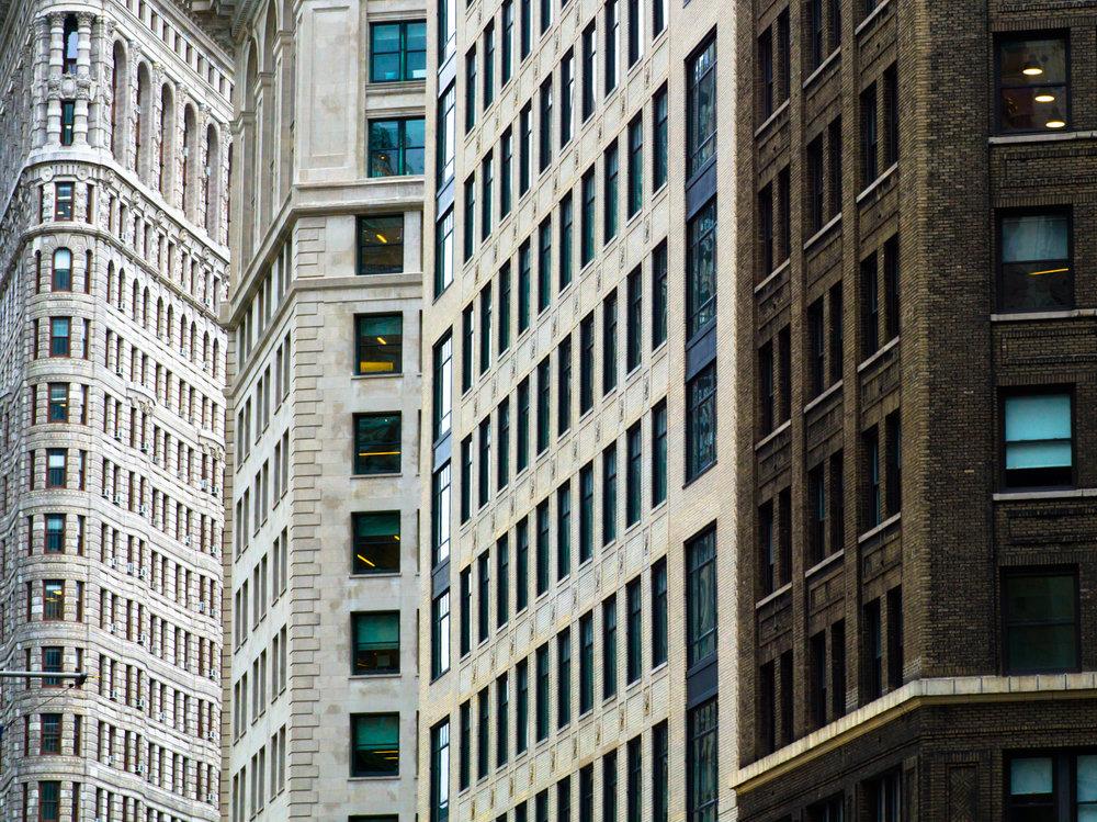 Cross Section #15, Manhattan ,  Jeremy Stebens