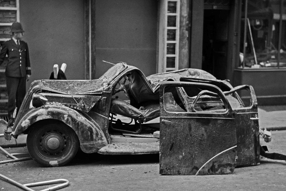 Howland Street, London, c. 1950s