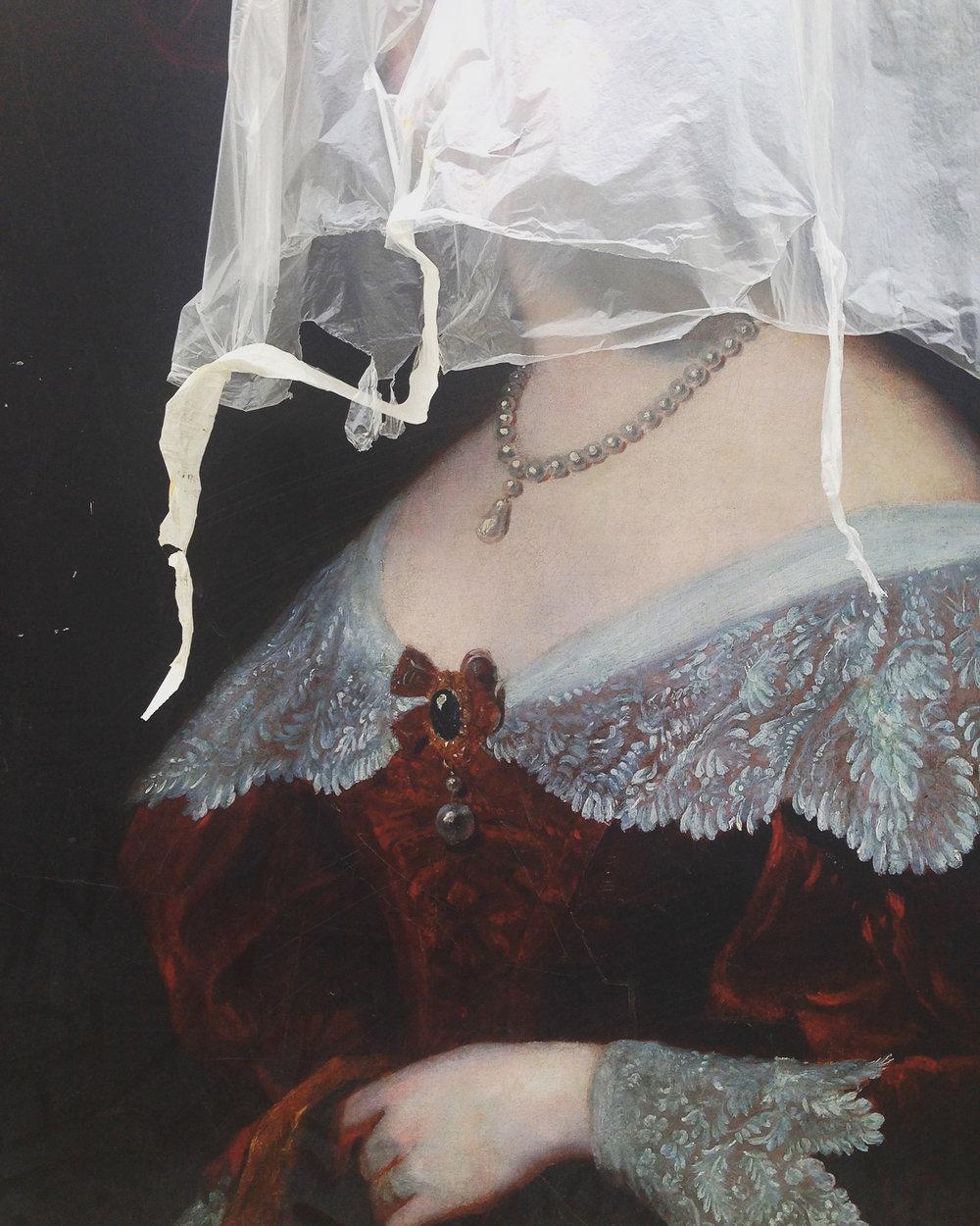 Portrait of Modern Woman ,  Alexander Chernavskiy