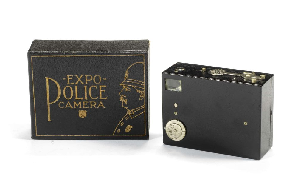The Expo Police Camera