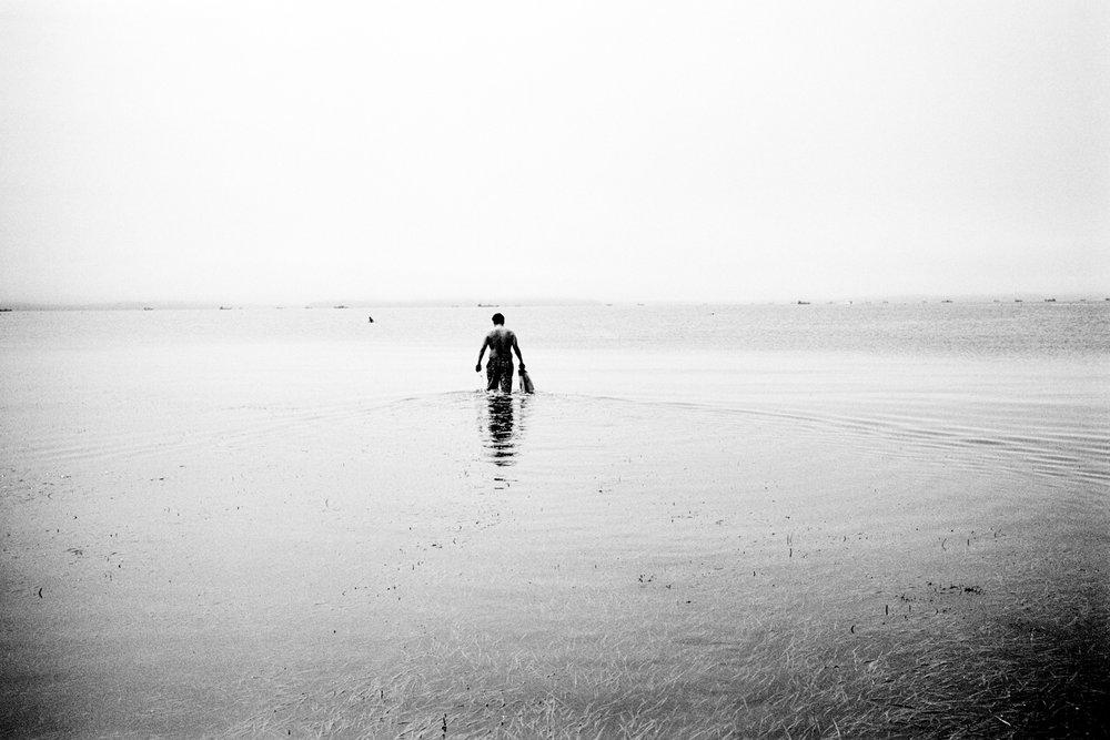 Lake Saroma ,  Olivier Bekaert