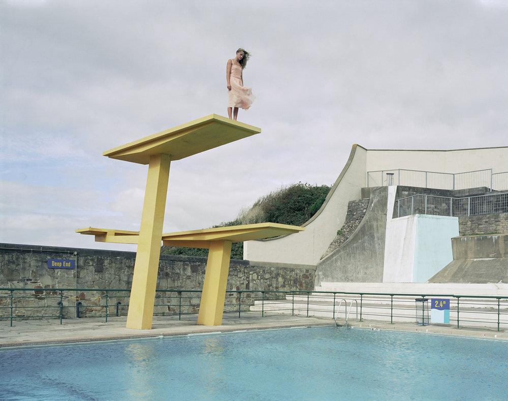 Diving Board ,  Julia Fullerton-Batten