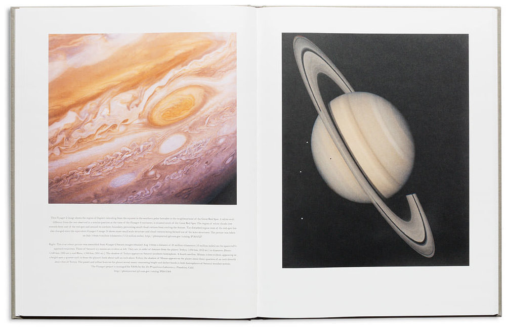 Voyager—The Grand Tour  by Martin Eberle