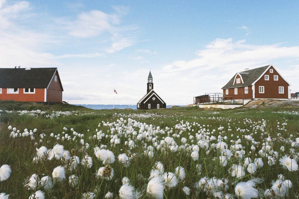 Zion Church,    Ilulissat  ,  André Alexandre