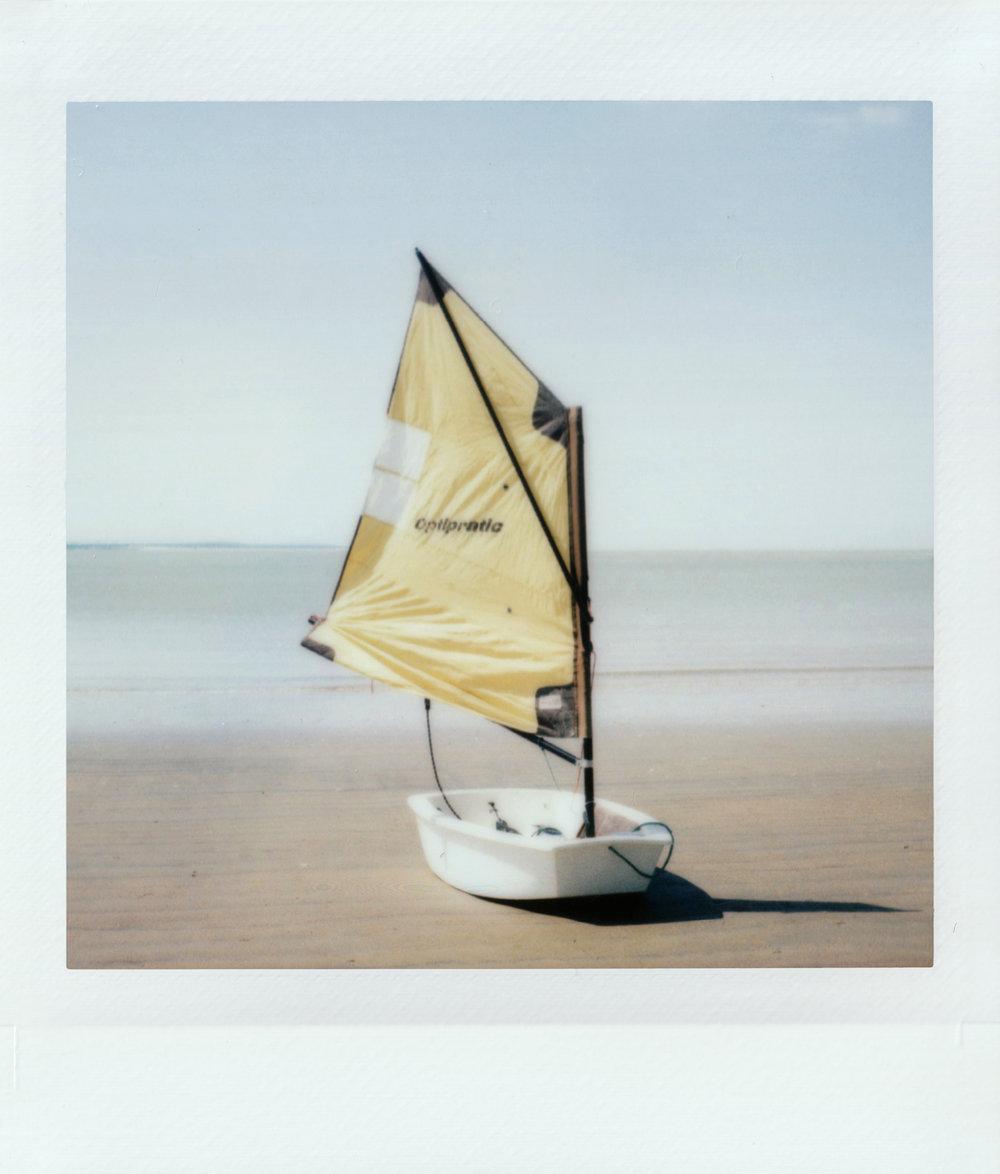 Boat ,  Izberg