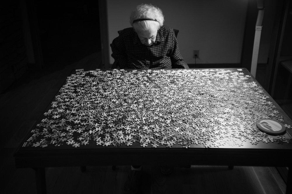1000 Pieces ,  Virgil DiBiase