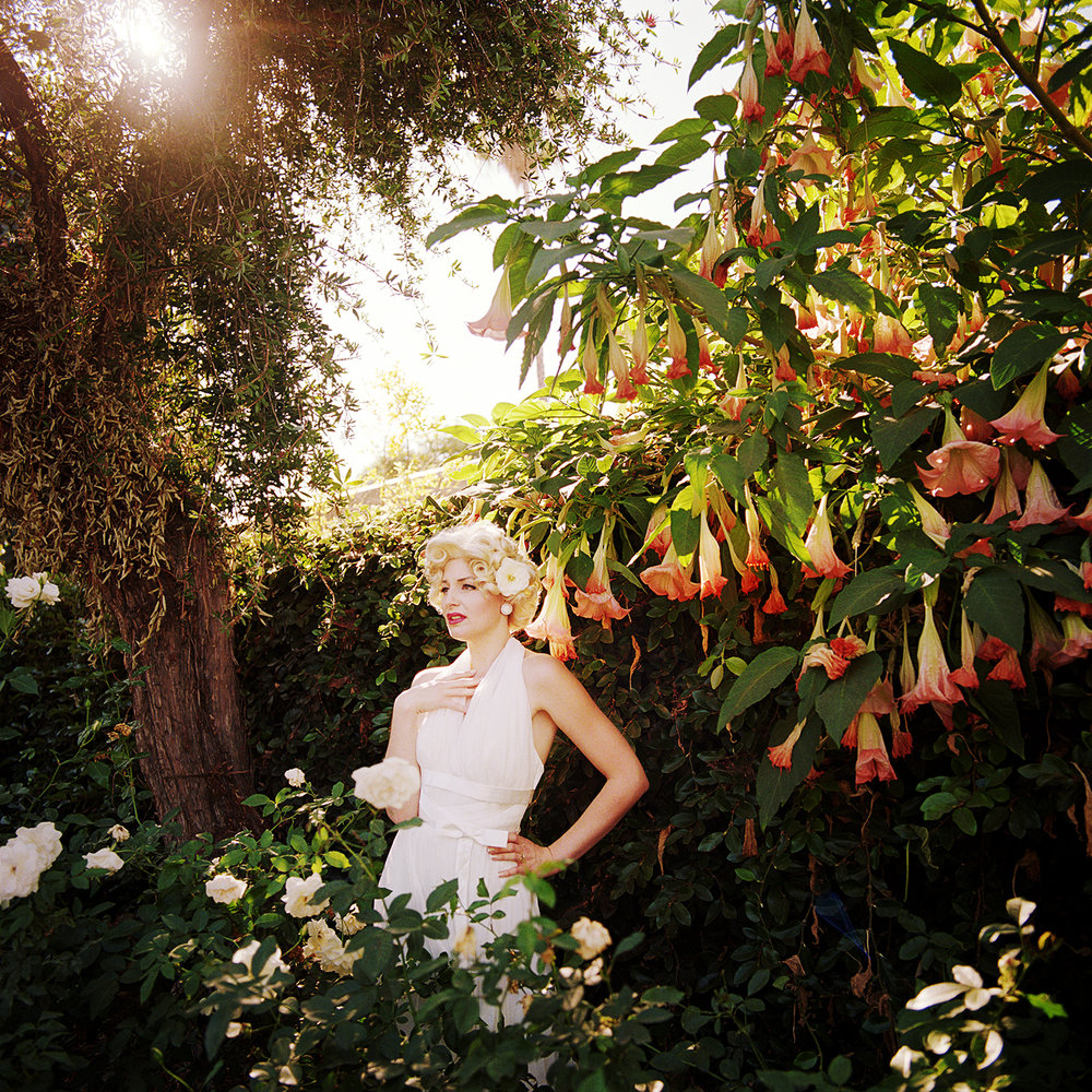 Ashley 1  from the series  Marilyn ,  Emily Berl