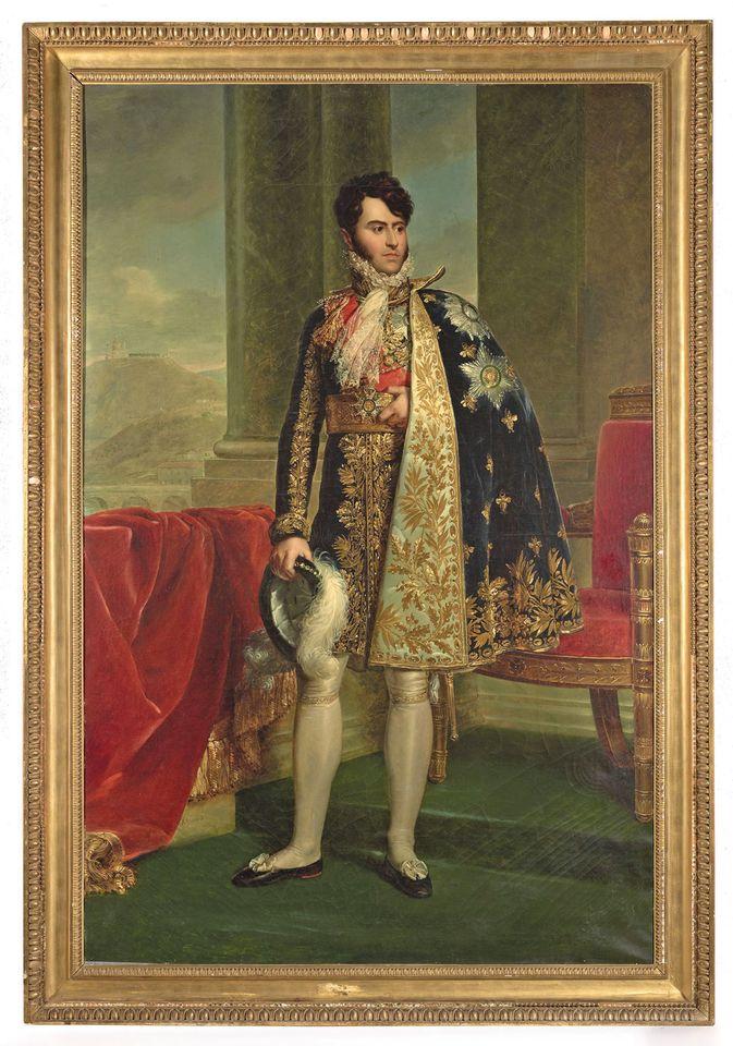 Prince Camillo Borghese by François Gérard