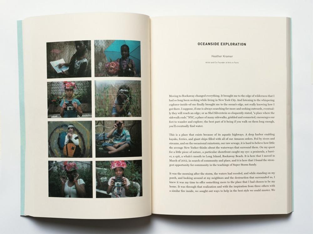Rockaway Beach: Art and Adaptive Capacity Post-Hurricane Sandy , edited by Chris Viaggio