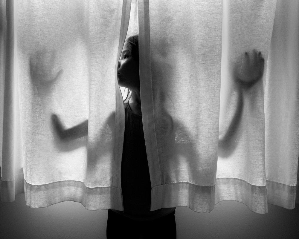 Seraph  from the series  Childlight ,  Jennifer Maiotti