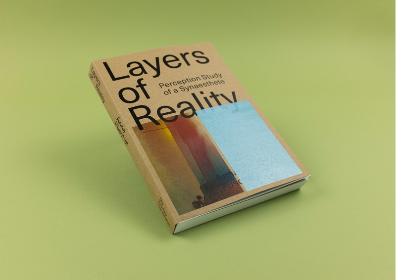 Layers of Reality - Perception Study of a Synaesthete  by Anna Püschel