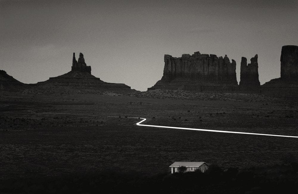 Trail of Light, Arizona, USA, 2004 ,  Håkan Strand