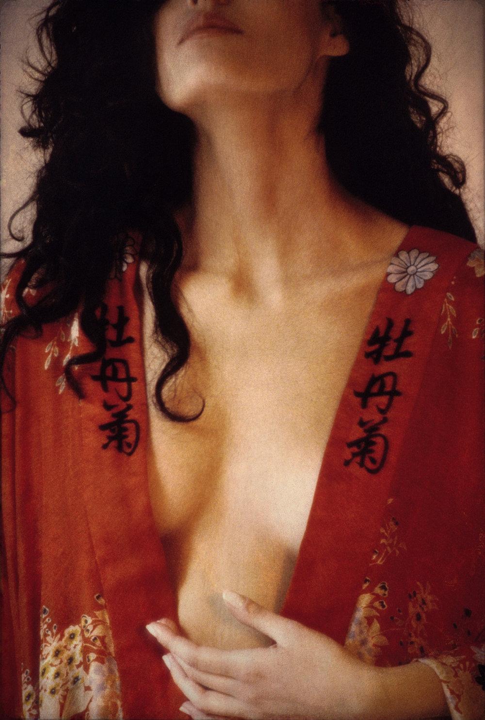 Red Kimono II