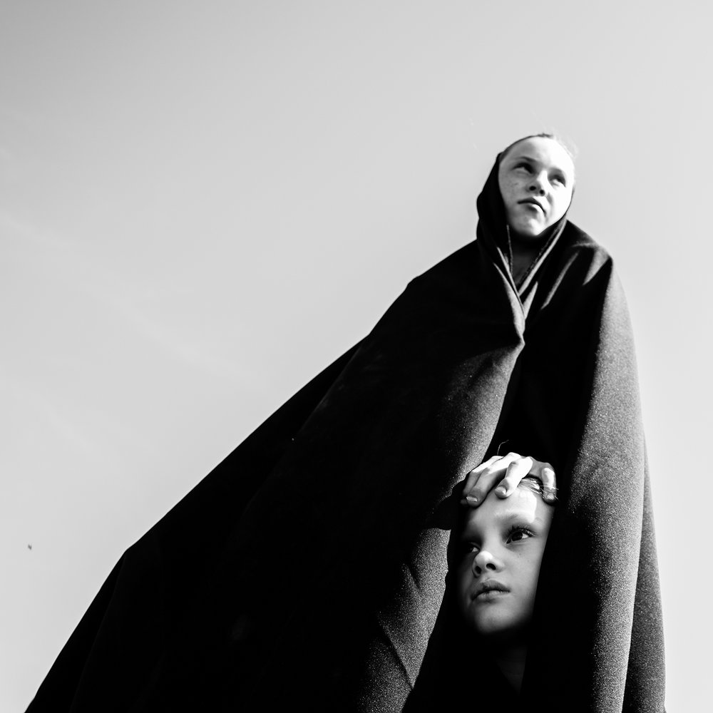 The Two Parallel ,  Karina Bikbulatova