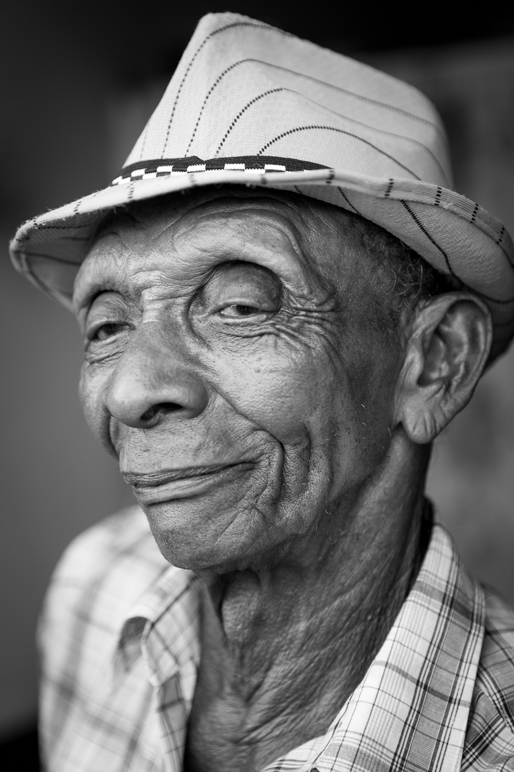 Cuban Man with Hat ,  Ron Cooper