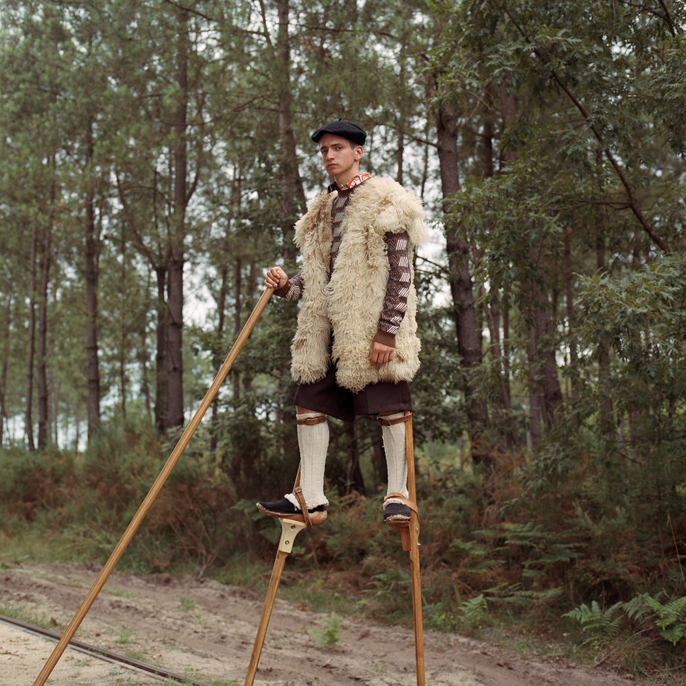 Stilt Walkers , Photography:  Hill & Aubrey ,Concept/Production/Direction:  Anna Sullivan ,Styling:  Samira Fricke