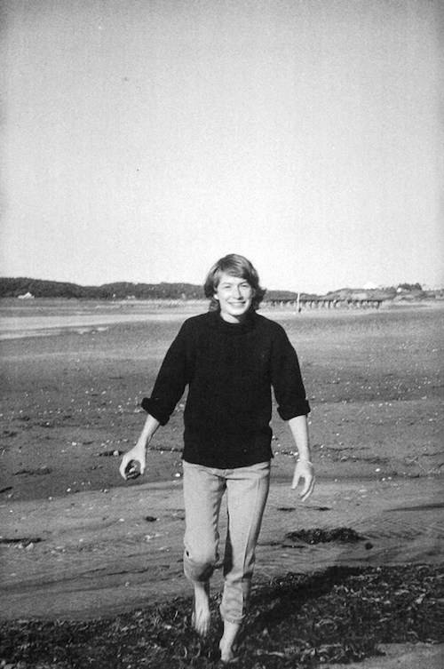 Mary Oliver, 'My first clam,' 1964 Photo: Molly Malone Cook
