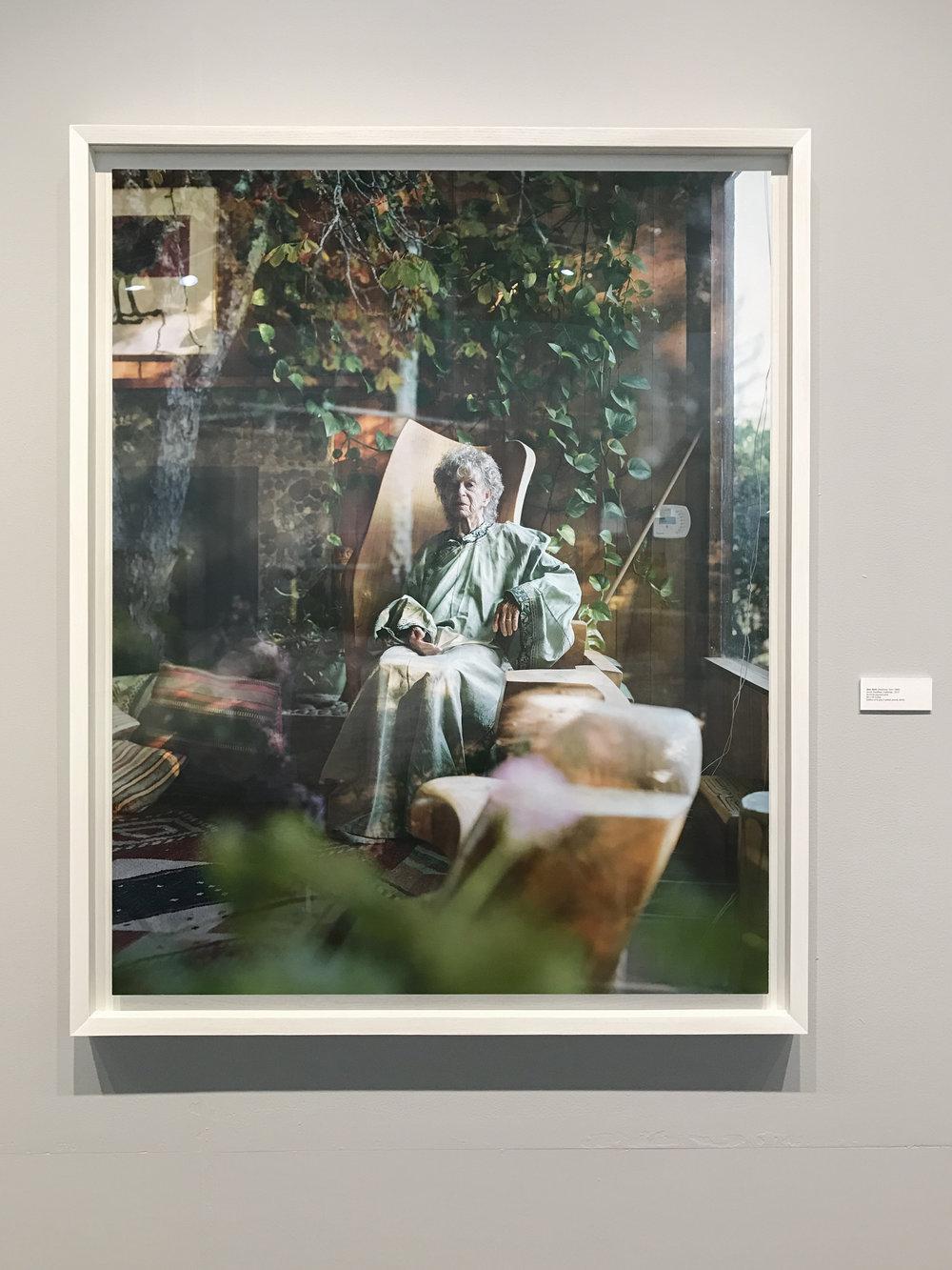 Alec Soth,  Anna. Kentfield, California , 2017, archival pigment print, 50 x 40 inches