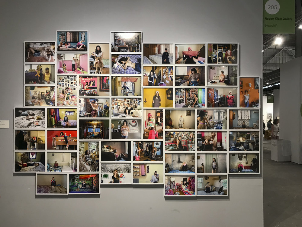 Rania Matar,  A Girl and Her Room , 50 Photographs, 2009-11, fifty archival pigment prints, each 11 x 17 inches