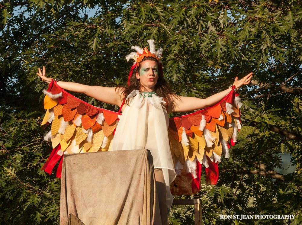 2015,  'The Tempest'  was performed as the theatre production of the Cochecho Arts Festival in Dover NH.   Photo Credit Ron St Jean Photography