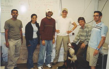 Liepmann Lab (2003)