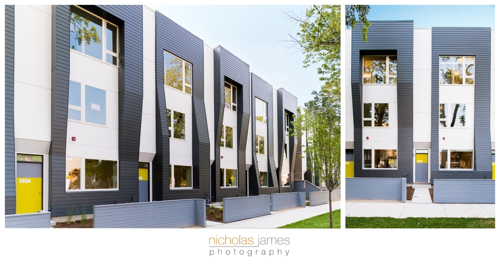 Plans For Modern Row Houses Joy Studio Design Gallery