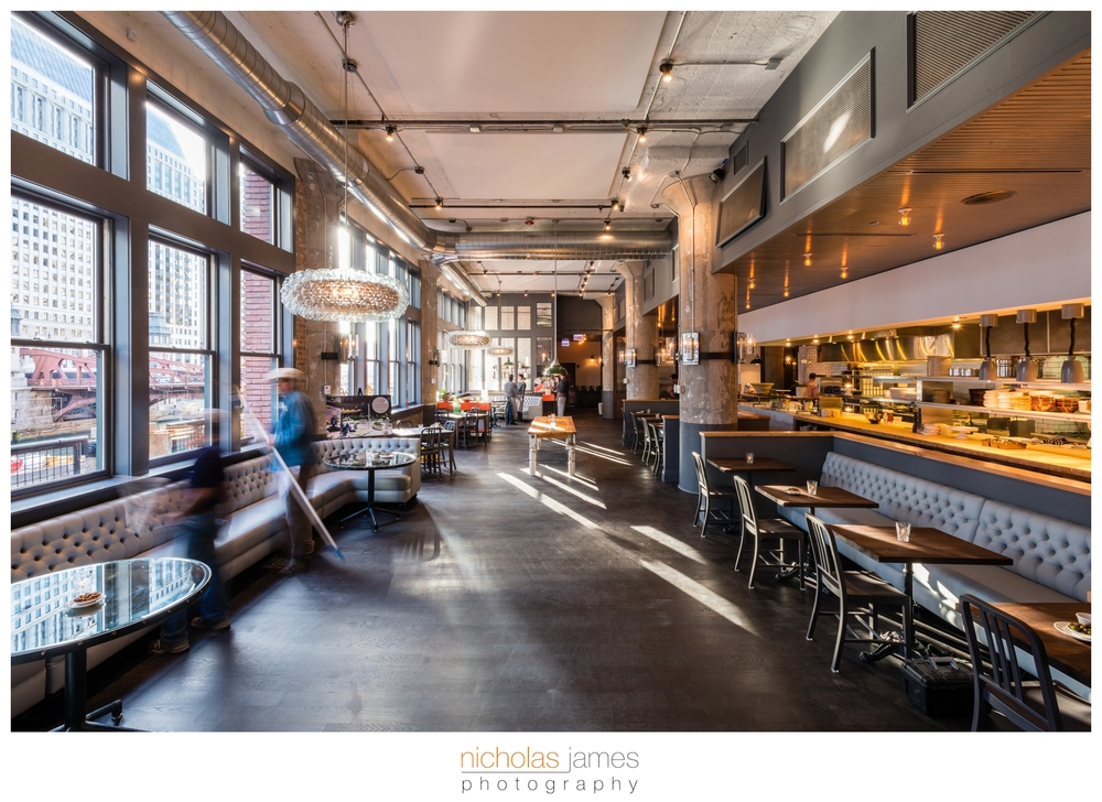 The Kitchen Chicago: River North Restaurant With A Consciense ...