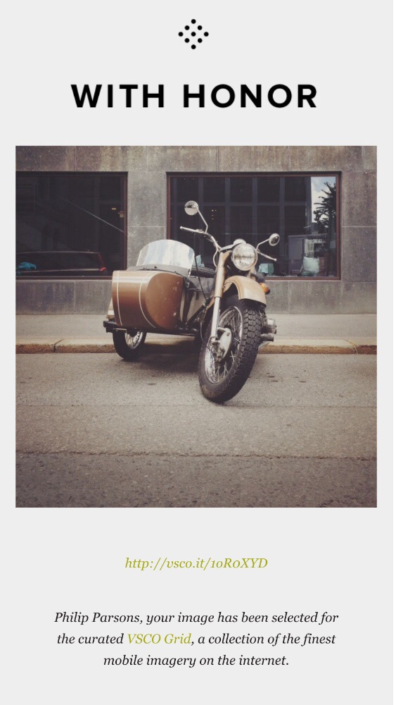 VSCOmotorbike