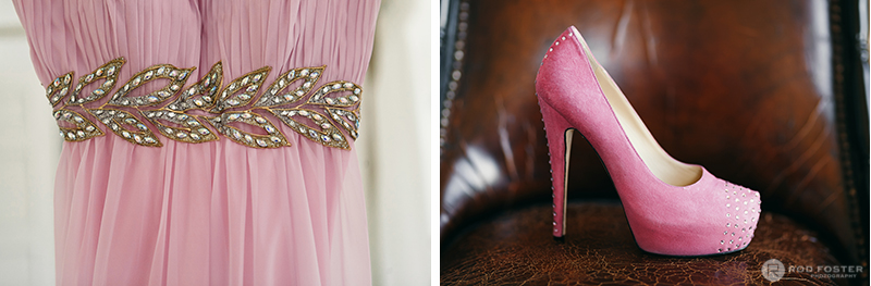 "Pandora Vanderpump Wedding Shoes the Vander ""Pump"" Pinky by Ryan Haber"
