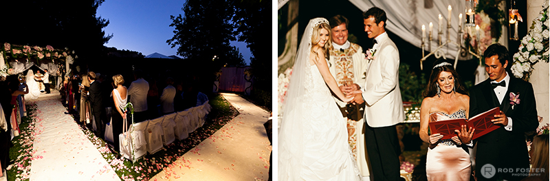 Real Housewives Wedding with Pandora Vanderpump, Lisa Vanderpump, Kevin Lee Productions