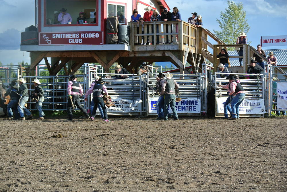 Rodeo Events Smithers Rodeo Club