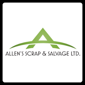 Smithers Rodeo Club Sponsor - Allen's Scrap & Salvage Ltd.