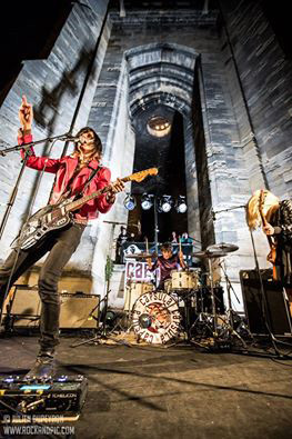 Capsula Band - Live - Bordeaux - Place St Michel