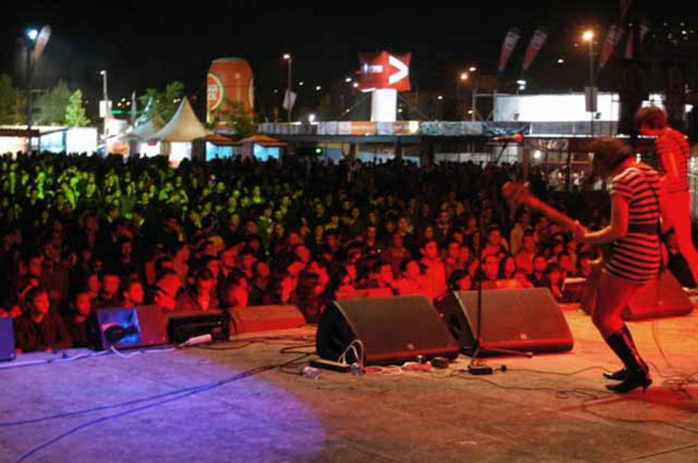 Capsula Live in Portugal