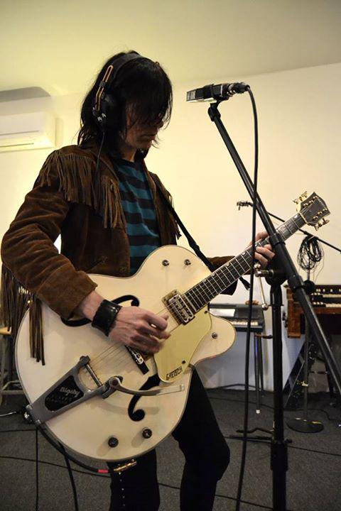 Capsula Band Live Recording Savannah Stopover Dollhouse