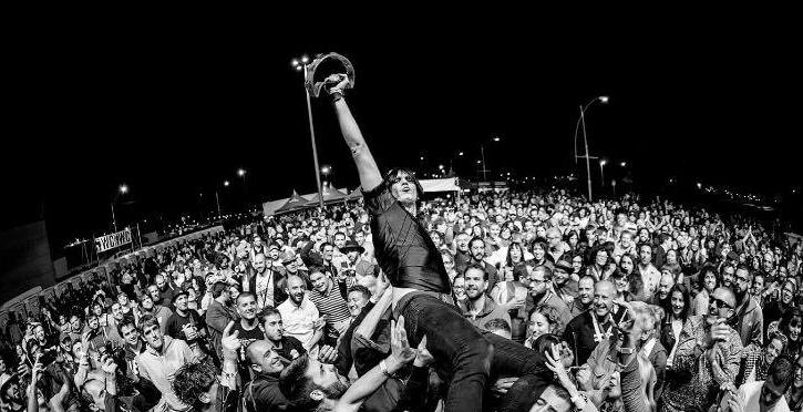 Capsula Band Sonorama Tour Foto: Juan Perez-Fajardo