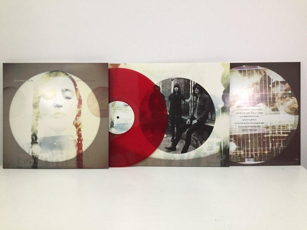 Sublime - LP - REEDition 2012 Format: Vinyl, LP, RED, Label: HOTSAK Country: SPAIN Date: 1999, Genre: Rock Style: Garage Rock, Psychedelic Rock