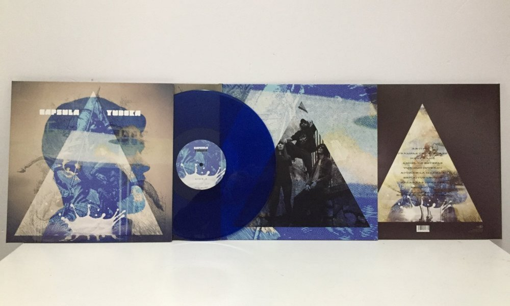 YUDOKA - LP - 2012 Reedition - Transparent Aconcagua Vinyl - ALBUM YEAR 2000 BY LA NENA RECORDSREEDition 2012 Format: Vinyl, LP, BLUE, Label: HOTSAK Country: SPAIN Date: 2000, Genre: Rock Style: Garage Rock, Psychedelic Rock